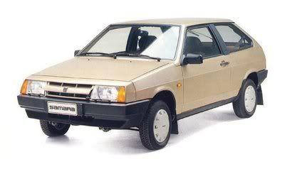 Lada Samara - 1980.