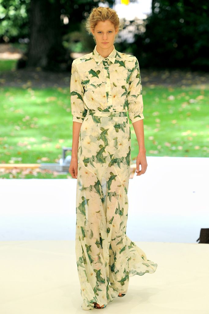 Erdem Spring 2011 Ready-to-Wear Collection Slideshow on Style.com