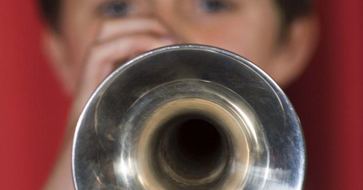 """Cómo hacer un instrumento de viento utiizando elementos del hogar. Hacer un instrumento de viento con elementos que probablemente tienes alrededor de tu casa es un proyecto divertido para los niños y los padres. Los maestros también pueden guiar a los estudiantes en hacer un instrumento de viento hecho en casa con el fin de enseñar acerca de la ciencia del sonido o las familias de instrumentos. Una """"trompeta"""" ..."""