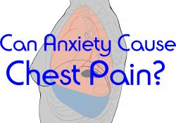 Anxiety can cause a lot of physical symptoms to our bodies, but Can Anxiety Cause Chest Pain?