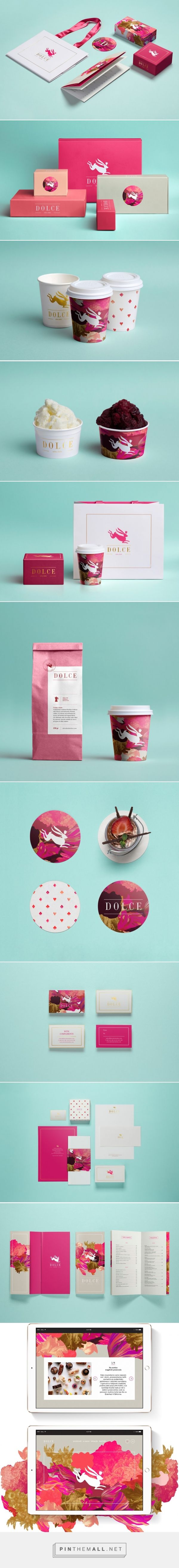 Dolce  - Packaging of the World - Creative Package Design Gallery - http://www.packagingoftheworld.com/2016/04/dolce.html