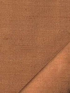 Adelle Cinnamon by Robert Allen Fabric Infinite Dark Neutral 100% Silk India H: -, V: - 54 inches - Fabric Carolina - Robert Allen