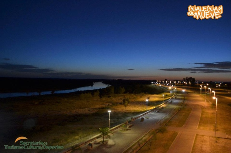 Costanera de Gualeguay