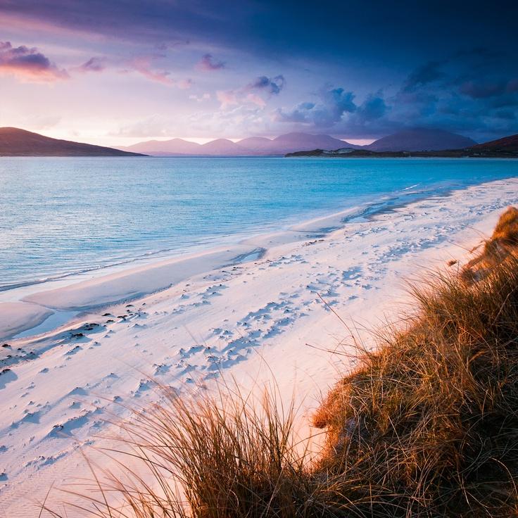 Luskentyre Beach, Harris by John Miskelly, via 500px