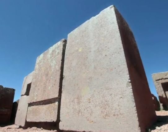 30 images of Puma Punku that prove advanced ancient technology was used