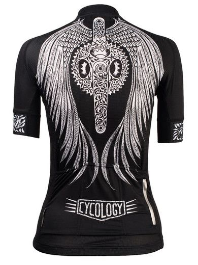 Maillot - Jersey - (via Flow Women's Cycling Jersey)