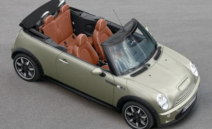 2007 Mini Cooper S Cabrio #coches #cars
