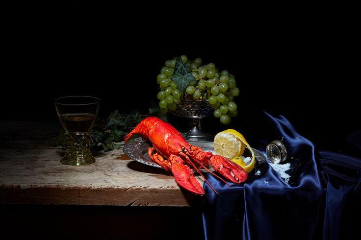 KIRSTEN TREBBIEN – Red lobster
