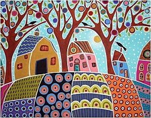 A la manière de Karla Gerard. Rendu final sur le site, vraiment très joli.  http://lespatouillesdebout2fee.over-blog.com/article-a-la-maniere-de-karla-3-102736235.html