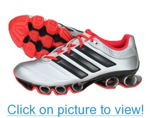 Adidas Springblade Razor Running Shoes Blue Black Mens Classic ... d87df1af5