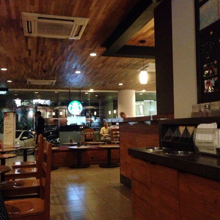 Starbucks Cideng, Jakarta-Indonesia.