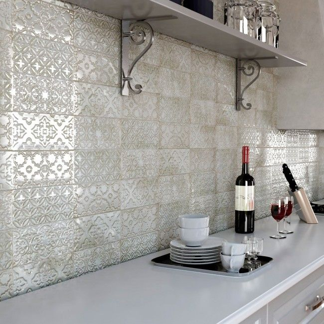 Shiraz Pearl In 2020 Kitchen Wall Tiles Wall Tiles Living Room