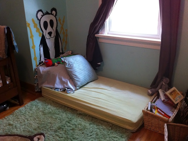 17 Best Images About Montessori Floor Bed On Pinterest