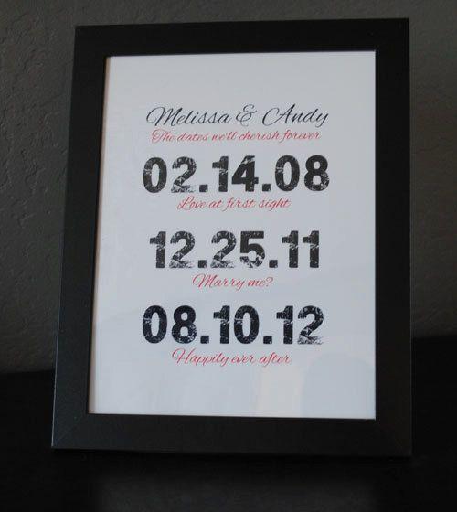 Bridal Shower GiftEngagement Gift, Dates, Anniversaries Gift, Gift Ideas, Big Hair, Bridal Shower Gifts, Handmade Gift, Bridal Shower Gift Frames, Bridal Showers