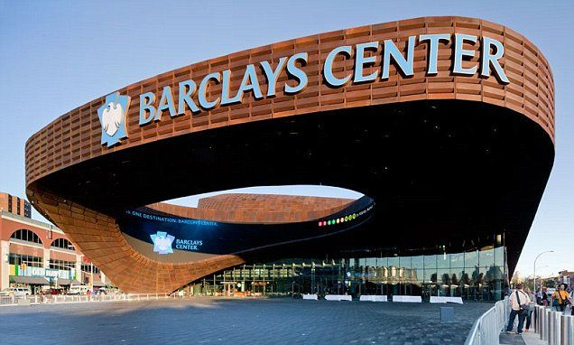 #Stampede at #Barclays Center after #gun shot fears during rap concert... #2A