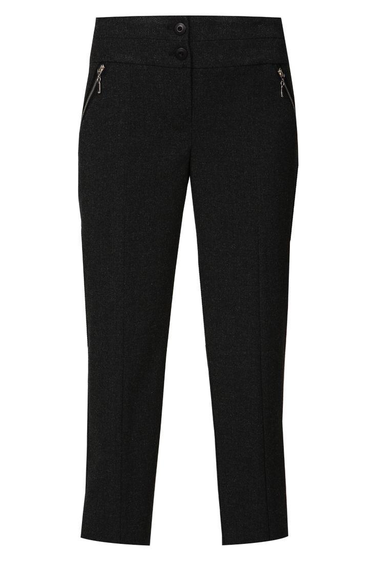 Spodnie klasyczne FSD309 kolor grafitowy