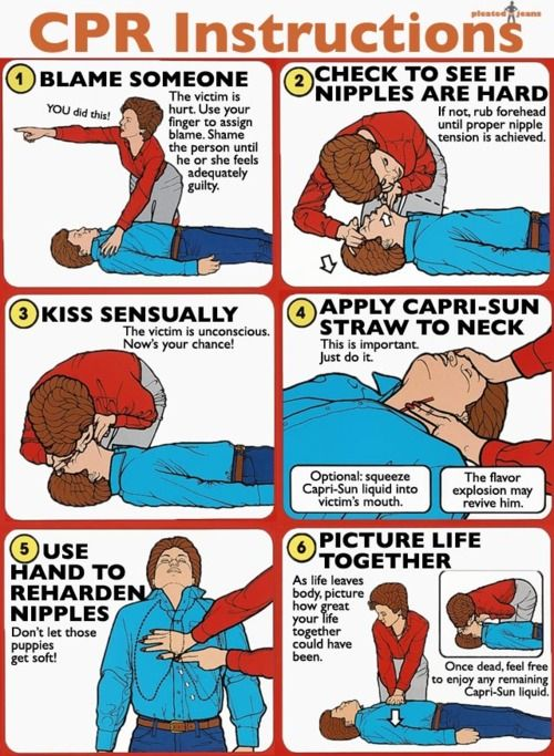 Wow, just wow.: Remember This, The Real, Funny Pictures, First Aid, Cow Gives, Comic Books, Funny Stuff, So Funny, Cpr Instructions