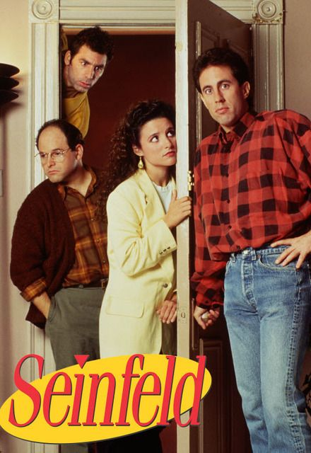 Watch Seinfeld Online Show Poster