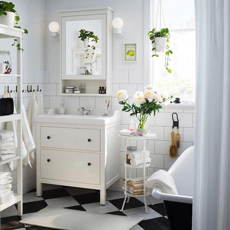 10 best images about Bad on Pinterest Toilets, Deko and Vintage - badezimmer spiegelschrank ikea amazing design