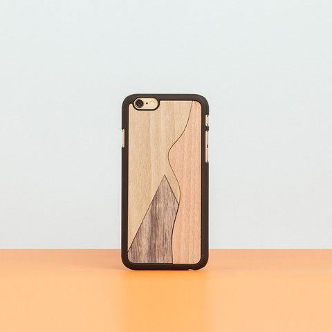 "Cover iPhone ""Patchwork Eucalyptus"""