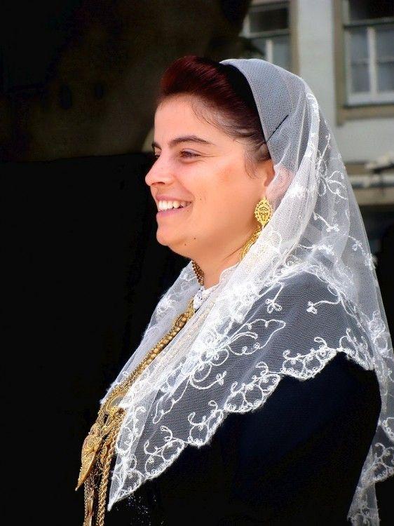 Minhota (Woman from Minho, Portugal)