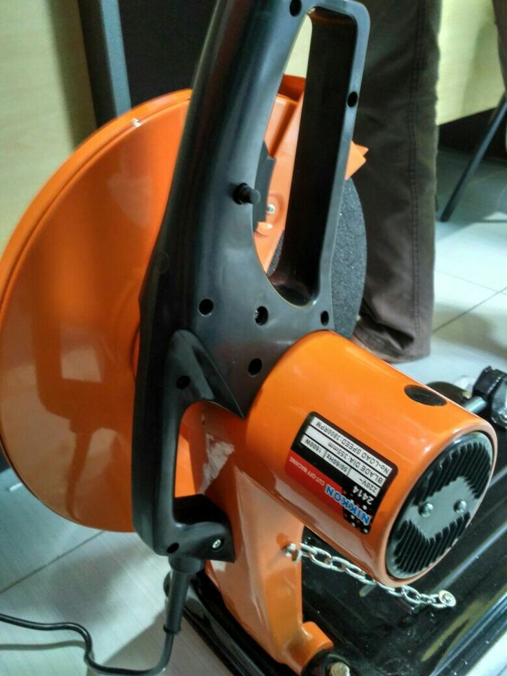 jual mesin potong besi cut off cutting whell 14inch