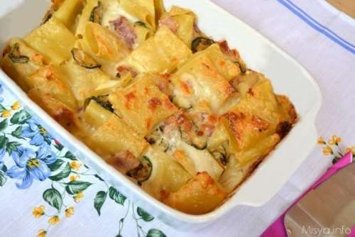 10 ricette di pasta al forno