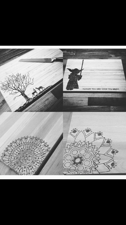Kunst og håndverk, design eget mønster