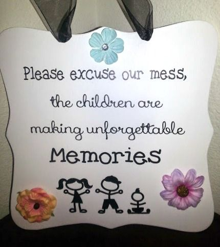 Making Memories Sign - Visit our Etsy shop: Shambalena to order yours today!