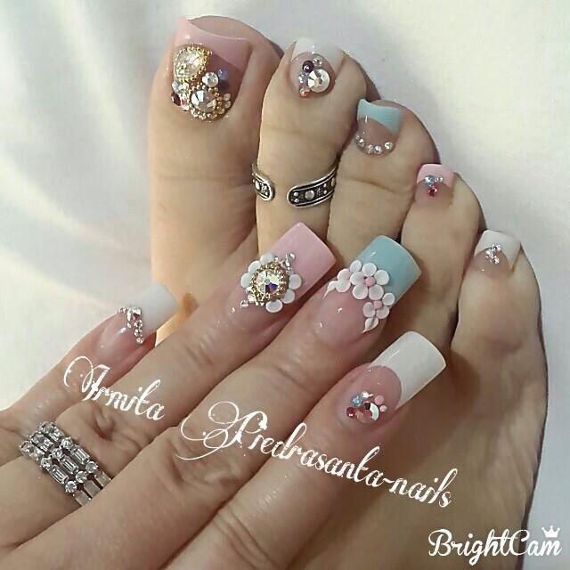 Manos y pies  Love