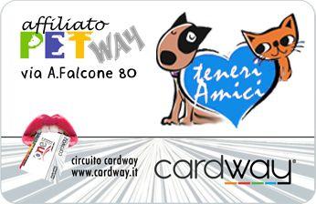 Teneri Amici affiliato Petway - Attività Convenzionata - Cardway