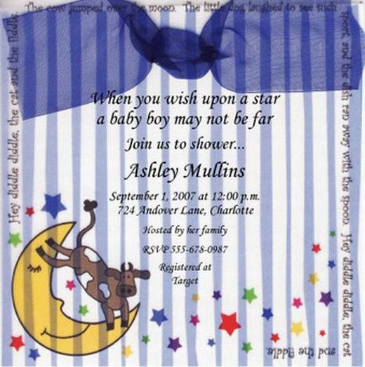 60 best storybook shower images on pinterest nursery for Baby shower etiquette for mom to be