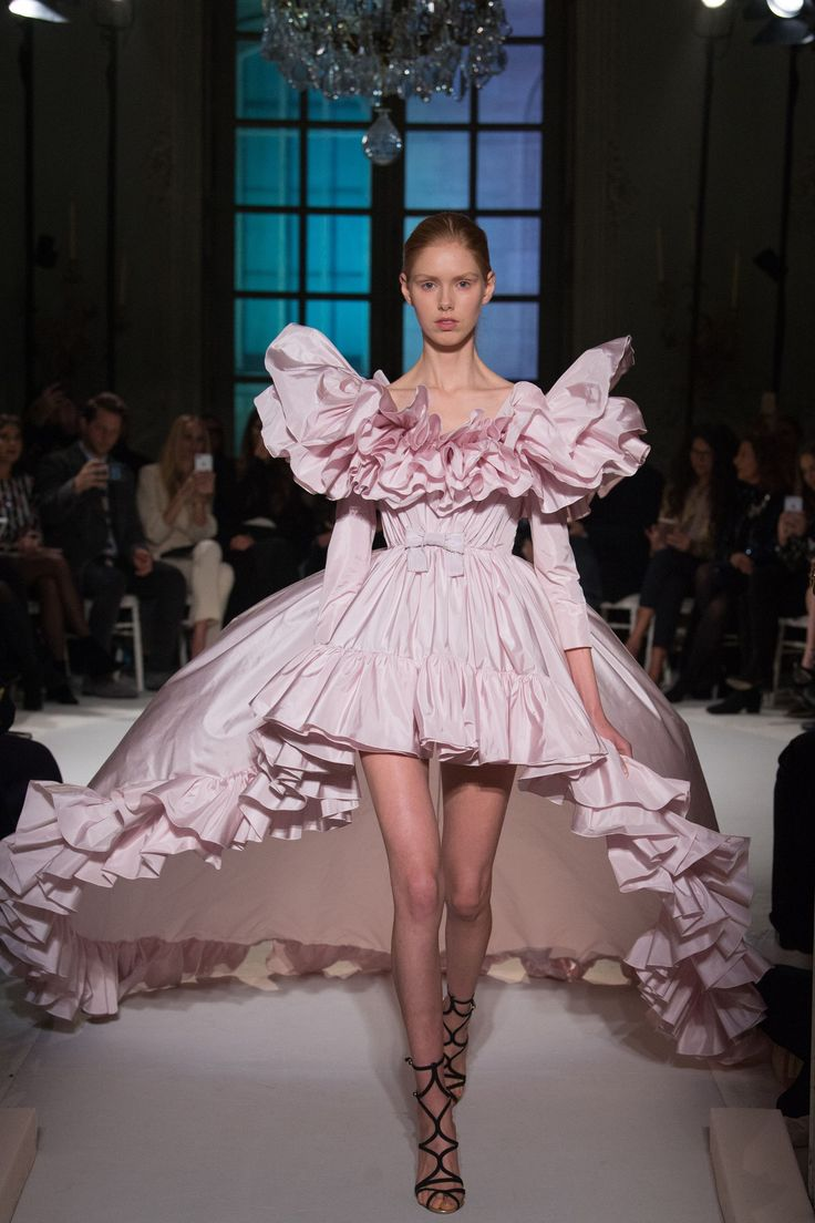 Giambattista Valli Haute Couture Spring/Summer 2017 Collection