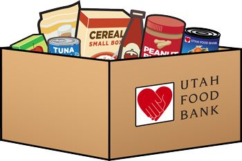 —Utah food bank—food box delivery volunteer opportunity