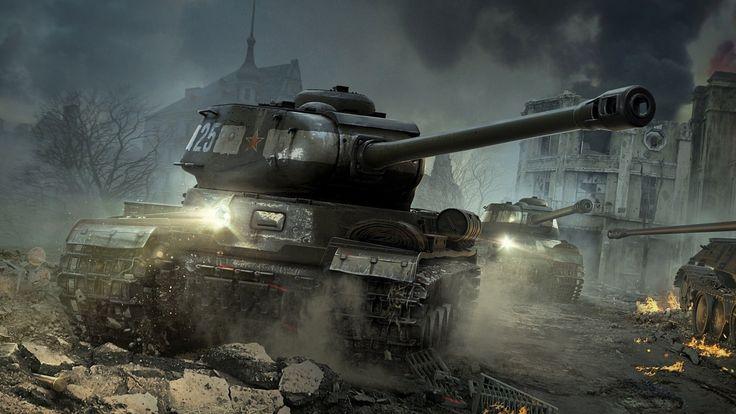 Artwork — World of Tanks