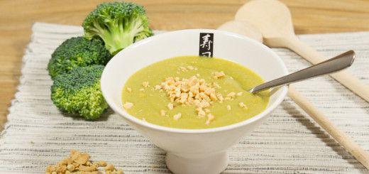 Broccolisoep maken met minder zout? Hier het recept!
