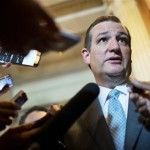 Sen. Ted Cruz (R., Texas) is moving to block future State Department funding and nominees unless President Barack Obama guarantees that Congress will have the authority to fully review a recently inke