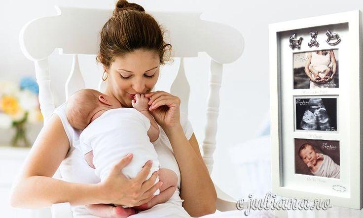 Cadou pentru mamica si bebelus