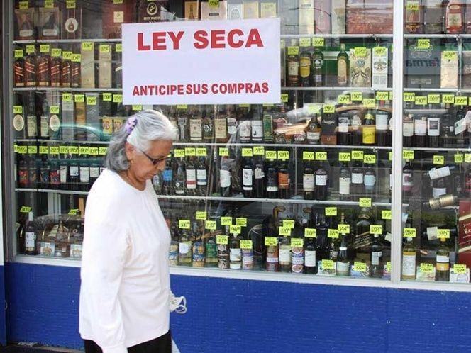 Aplican 'ley seca' en el Estado de México por jornada electoral