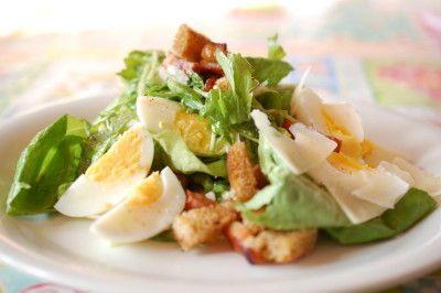 Salade Rustica: Italiaanse boerensalade ook voor mannen!