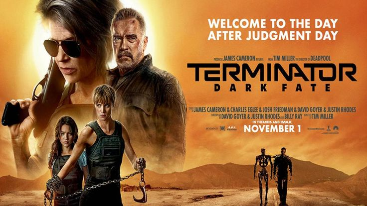 Movie Review Terminator Dark Fate Comic Crusaders Terminator Fate Movie Download Movies