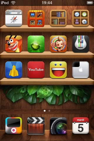 Great iOS theme