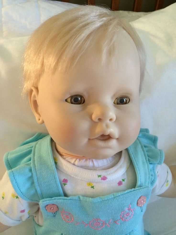 Vintage 27 Quot Mi Bebe Large Baby Doll Made In Spain