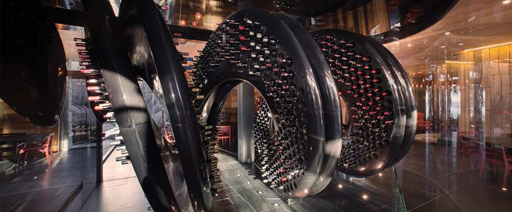 The Largest Corkscrew Ever! A special feature at the Ellerman House Wine Gallery which is exclusive to the hotel's own guests  http://exclusivegetaways.co.za/2014/07/31/the-biggest-corkskrew-ever-a-feature-par-excellence-at-the-ellerman-house-wine-gallery/