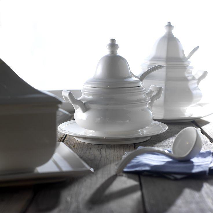 ELIOS ceramics, modern design soup tureen Representing By Tatjana Kern  http://www.bytatjana.com/c20/Rinascimento