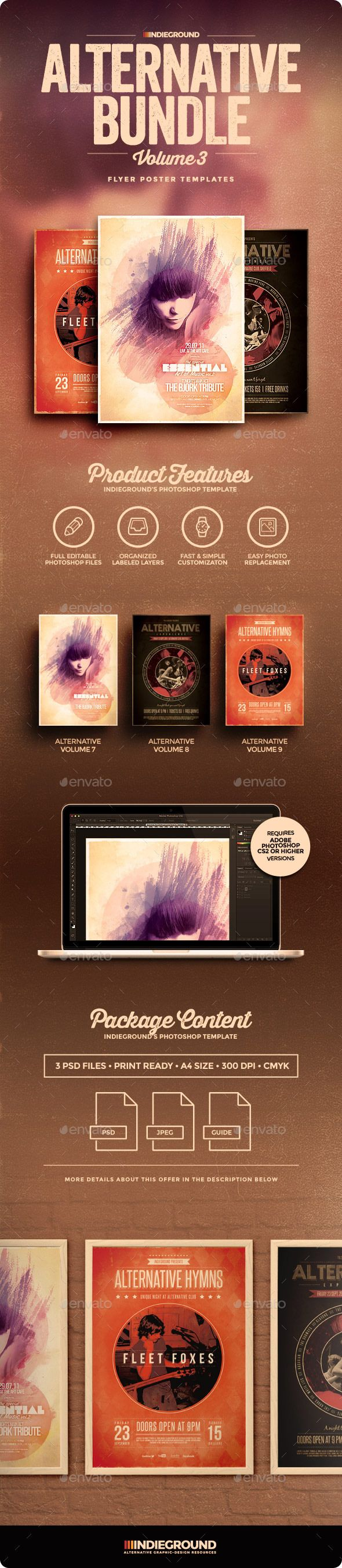 17 best Posters and Flyers - Design Inspiration images on Pinterest ...