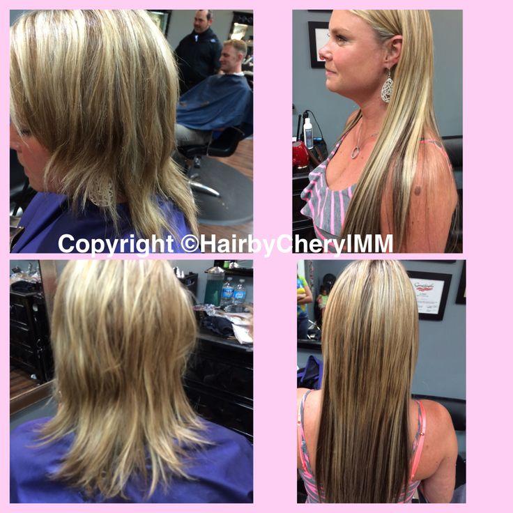 11 best short hair extensions images on pinterest hair before after extensions hair schwarzkopf professional mirrormirror slamminhair cherylwhitt pmusecretfo Images