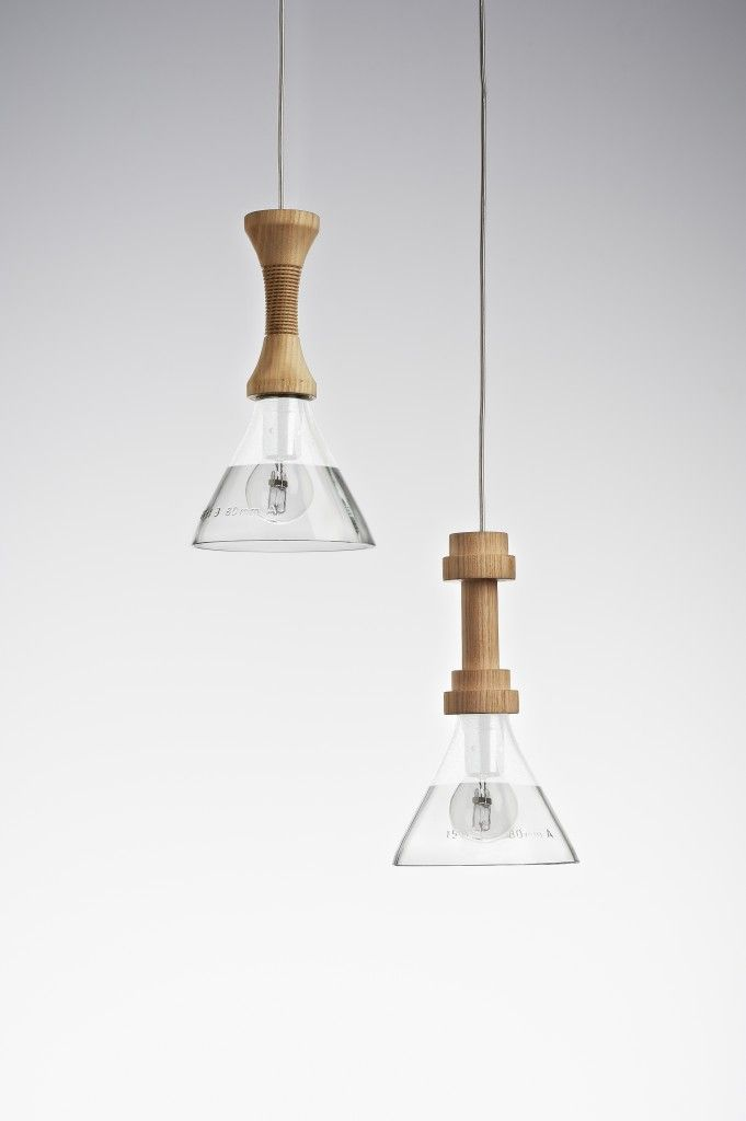 Best 654 lamp glass ideas on pinterest light fixtures chandeliers hanging lamp made from recycled glass beech woodtorcia is part of a chianti bottle available in transparent sandblasted glass or in fum black glass an mozeypictures Images