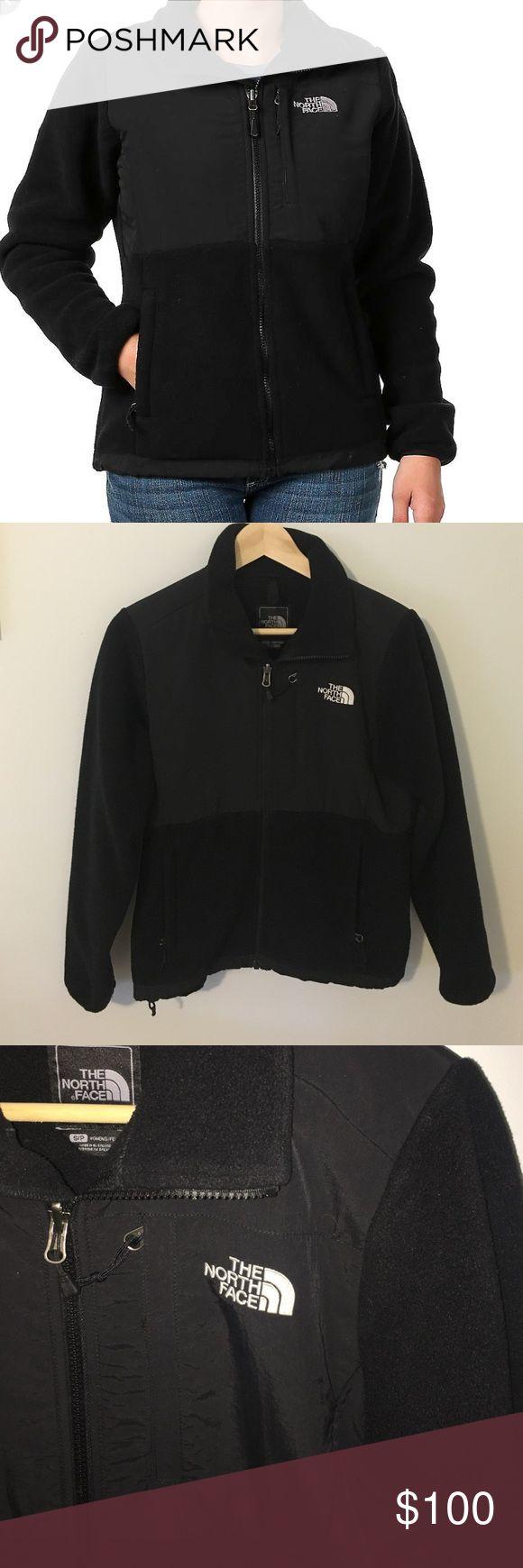 Black Northface Denali Fleece Jacket Great condition, authentic north face! The North Face Jackets & Coats
