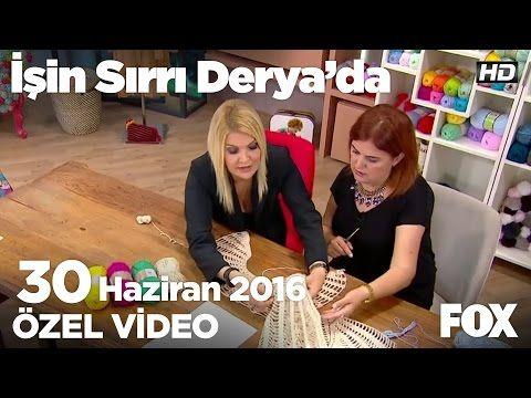 Sibel Kavaklıoğlu'nun 'Zincirli yelek' örneği... İşin Sırrı Derya'da 30 Haziran 2016 - YouTube